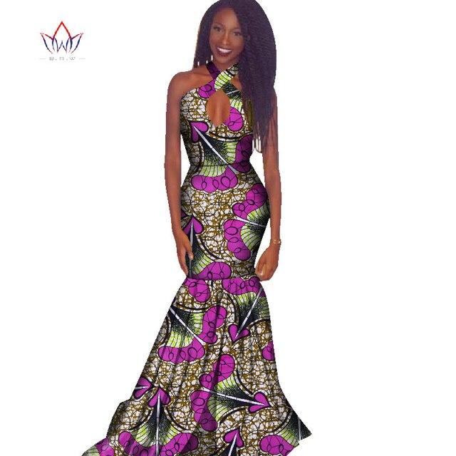 0beb29eac25c Traditional African Clothing Summer Women Dresses Sleeveless Maxi Dress  Dashiki Women Party Dress Women African Clothing WY1215