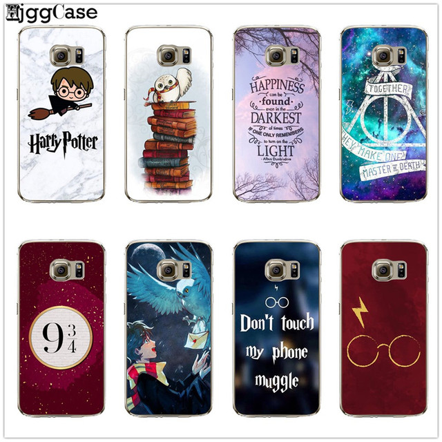 online retailer 81856 0e762 US $1.24 34% OFF|Hogwarts Castle Harry Potter Soft silicone Phone Case For  Samsung Galaxy A3 A5 A7 2016 2017 A8 2018 A8Plus 2018 A5 2018-in Fitted ...
