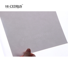 90g 24lb Perfect quality 210 297mm A4 printer stationery paper 100 cotton with watermark paper