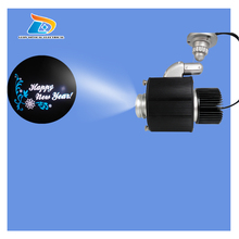 Big Promotion Waterproof Single Image Static 10W LED Projector Advertising LED Logo Gobo Sign Projector with One Color Gobo