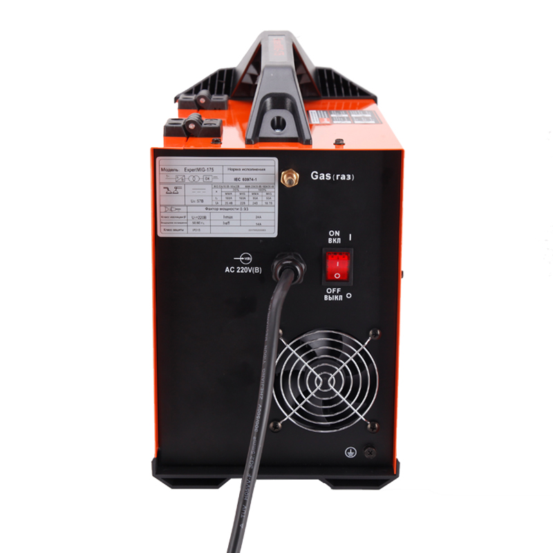 2017 New Time-limited Redbo Mig-175 220v Igbt Inverter Co2 Gas Shielded Mig Welding Machine