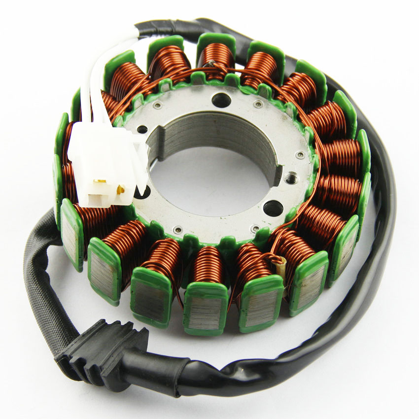 Motorcycle Ignition Magneto Stator Coil For YAMAHA FZ6 FZ6-SA2 FZ6-NA (Naked, ABS) FAZER S2 Generator Magneto Stator Coil