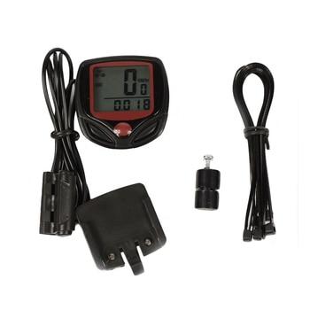 Velocímetro y odómetro para Bicicleta, accesorios, Digital, resistente a la lluvia, durabilidad,...