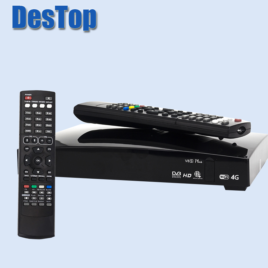 10pcs OPENBOX V8S Plus HD Satellite TV Receiver Support Card Sharing CCcam  NEWcam MGcam DVB-S2 Receiver V8S /S-V8 support Web tv