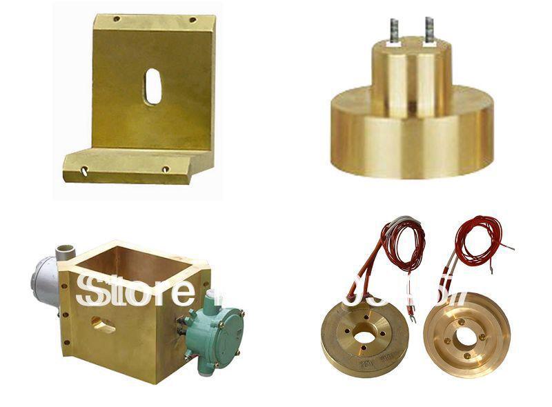 Cast copper heater,cast copper electric heating circle,cast copper electric heating plate,injection molding machine accessories