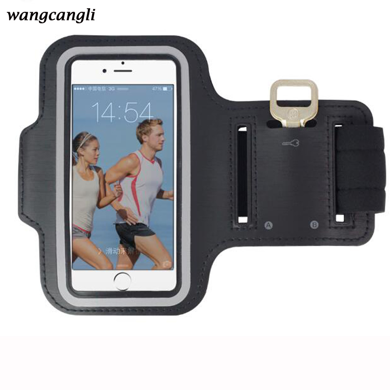 Sport armband Case for iPhone X fashion holder for iPhone case on hand smartphone cell phones hand bag sports sling for mobile