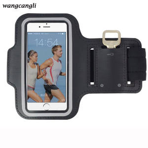 Sport armband Case for iPhone X holder hand bag sports sling on hand smartphone cell