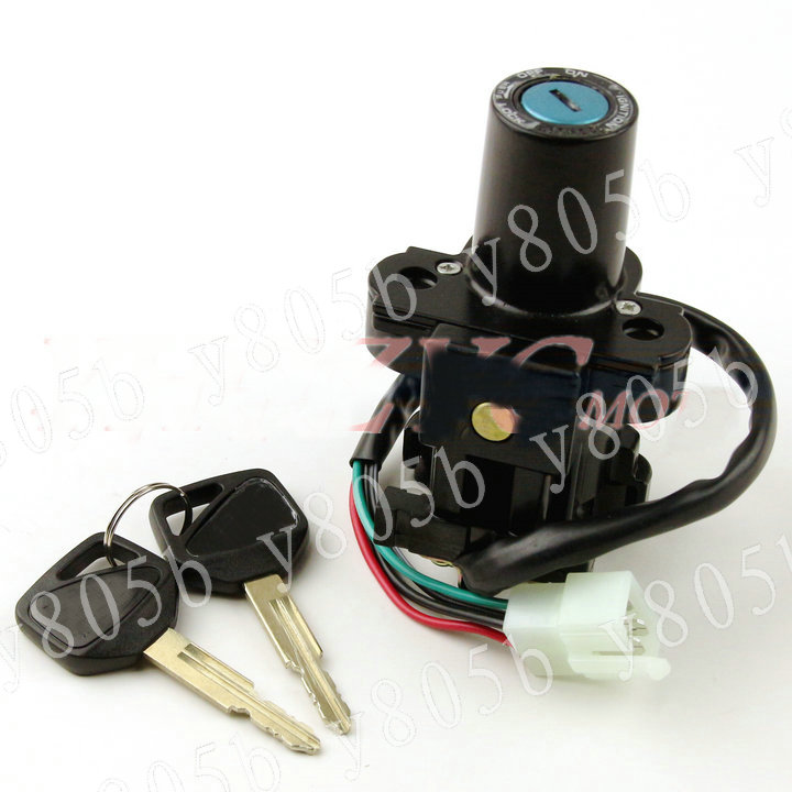 Us 38 34 6 Off Motorcycles Ignition Switch Gas Cap Seat Key Lock Set For Honda Cbr600rr 2003 2004 2005 2006 Cbr 600rr 03 06 Ts 03 In Motorbike