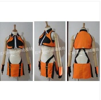 Game BlazBlue MAKOTO NANAYA Cosplay Costume Custom Made