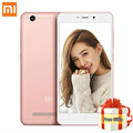 "Original Xiaomi Redmi 4A Mobile Phone Snapdragon 425 Quad Core CPU 2GB RAM 16GB ROM FDD LTE 4G 5.0"" 720P 13.0MP MIUI 8.1 3120mAh"