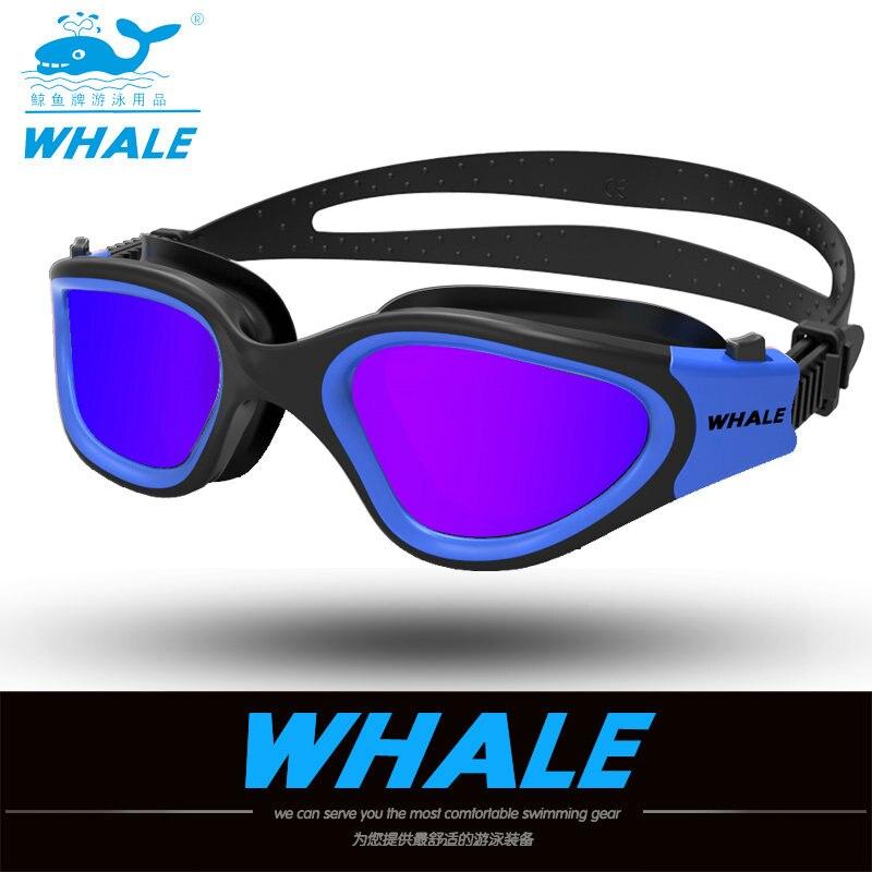 Water Glasses Professional Swimming Goggles Adults Waterproof Swim Uv Anti Fog Adjustable Glasses Oculos Espelhado Pool Glasses 3