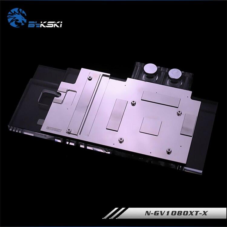 HOT SALE] Bykski N GV1080XT X, Full Cover Graphics Card