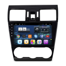 9″ Quad Core Android 4.4 1024X600 Car Radio DVD GPS Navigation Central Multimedia for Subaru Forester XV 2012 2013 2014 2015