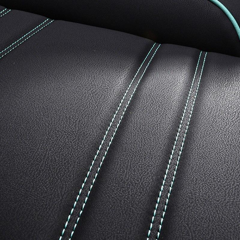 Всесезонные универсальные автомобильные подушки для сидений, автомобильные накладки для Audi A3 A4 A5 A6 A7 Series Q3 Q5 Q7 SUV Series - 4