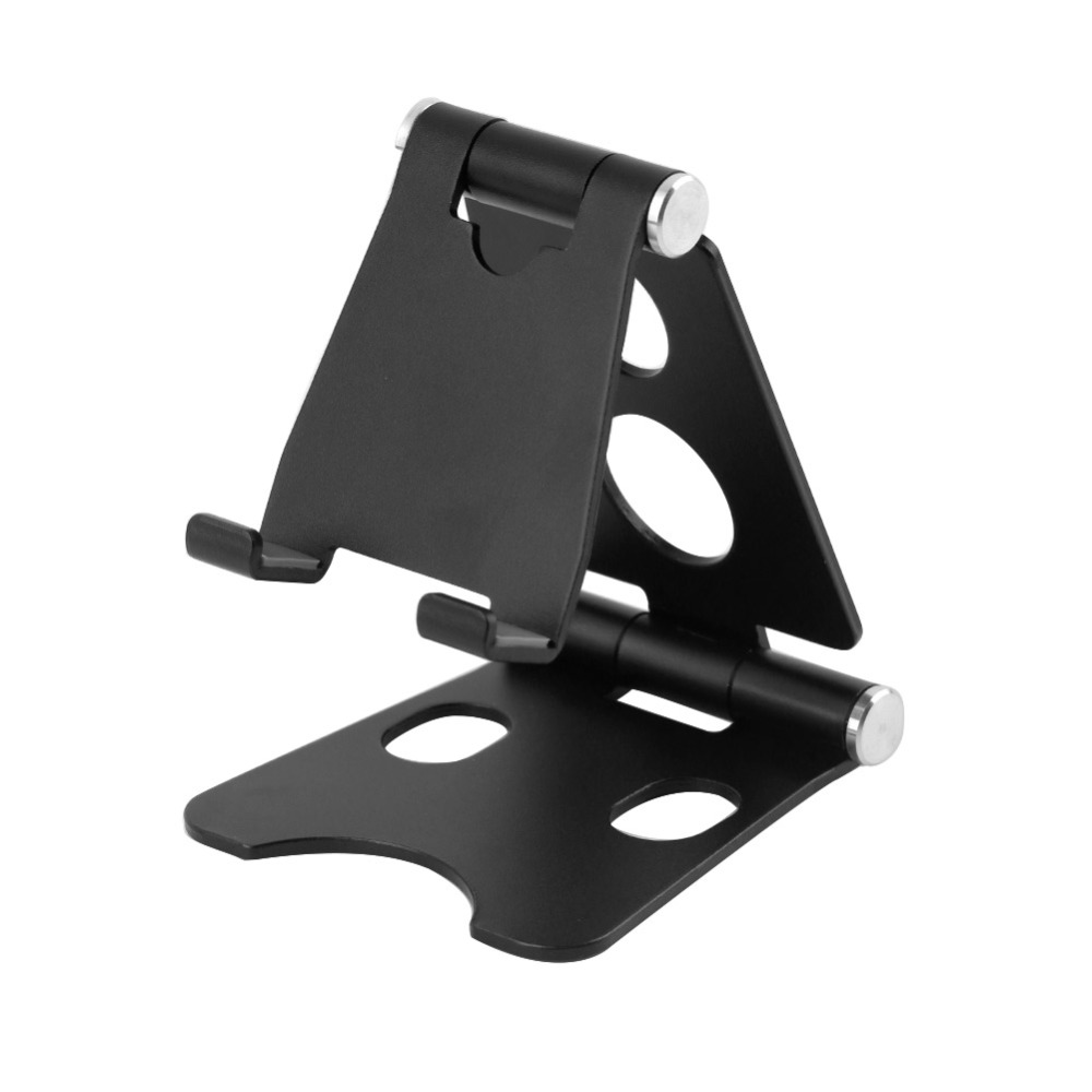 Aluminum Adjustable Phone Holder Non-slip Mobile Phone Stand