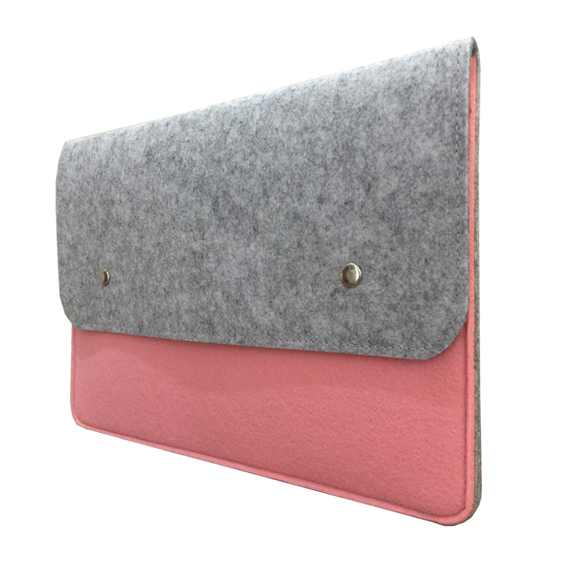 11 13 14 15.4 15.6 17.3 Wool Felt Laptop Sleeve Pouch Case for Macbook Lenovo/HP/Dell Ultra Thin Notebook Case Laptop Bag 15.6 arrival selling ultra thin super slim sleeve pouch cover microfiber leather laptop sleeve case for dell xps 13 15 9360 9560