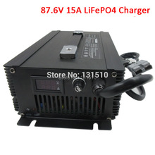 1500 Вт 72 В 15A LiFePO4 устройство 87,6 В 15A устройство используется для 72 В 24 s LFP LiFePO4 аккумулятор DHL Бесплатная доставка