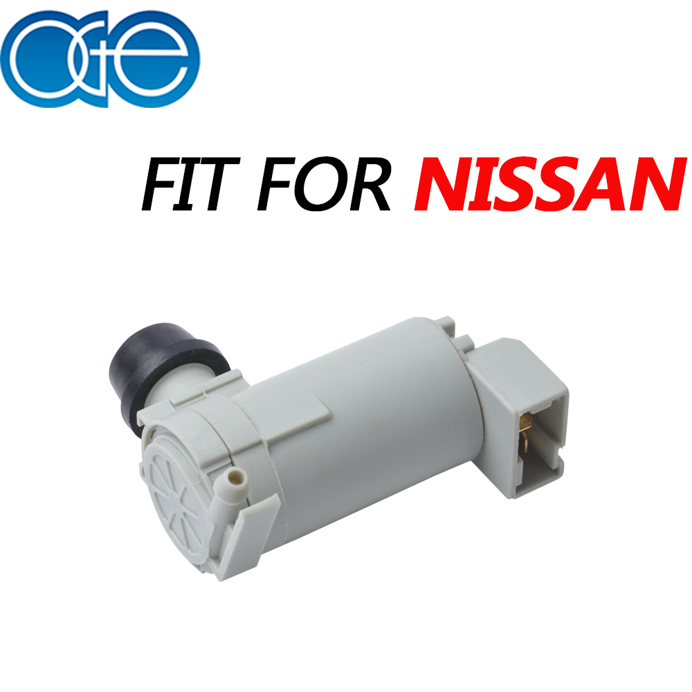 Washer Pump For NISSAN PULSAR/SUNNY/PRIMERA/NX/SERENA/ALMERA/PATROL/MAXIMA 1990-2003 Windshield Wiper Front Windows 28920-50Y00