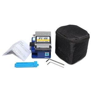 Image 3 - 4 In 1 FTTH Fiber Optic Kit with Fibra Optica Clivador and Fiber Optic Stripper CFS 2