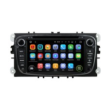 Android 5 1 HD 2 din 7 Car dvd gps for Ford Mondeo Tourneo Transit S