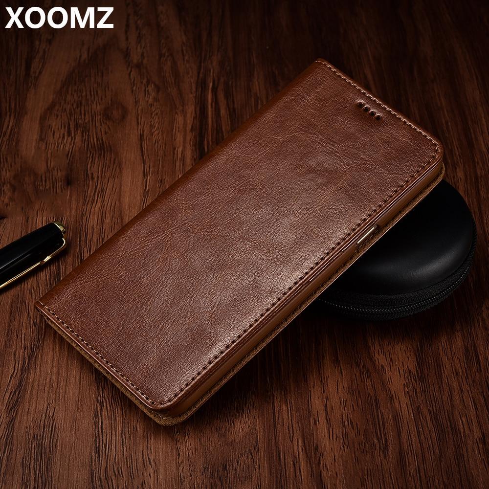 XOOMZ For Samsung J7 2016 Case Cover Luxury Soft PU Leather Hard Plastic Shockproof Flip Phone Case for Samsung J710 Cover Funda