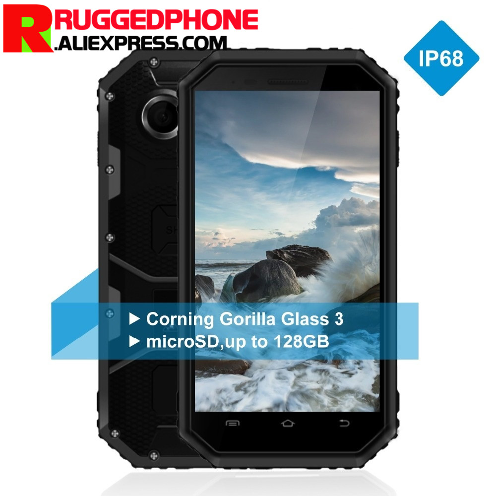 Cellphones & Telecommunications E&l El W7s Ip68 Waterproof Mobile Phone 2gb+16gb 5.0hd Android 7.0 Mt6737 Quad Core 8.0mp+5.0mp 2800mah 4g Lte Smartphone Outstanding Features