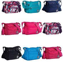 2016 New Waterproof Nylon women messenger bags 100% Original Kiple Style Casual Clutch Carteira Female Travel KP Shoulder Bags