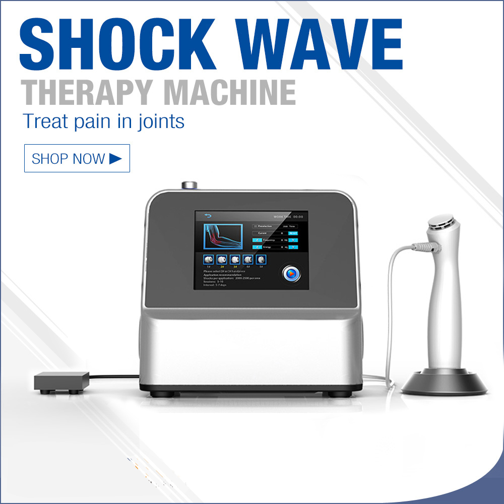 Physical Shockwave Therapy ED Machine Pain Relief Treatment Extracorporeal Shock Wave Erectile Dysfunction Home Use System