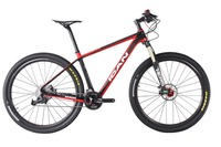 29er High End Full Carbon Complete Bicycle X6 With SRAM X5 Groupset 18speed MTB Whole Bike