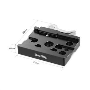 Image 3 - Smallrig Camera Monopod Hoofd Quick Release Plaat (Arca Type Compatibel) qr Plaat Voor Arca Swiss Plaat Statief Accessoires 2143