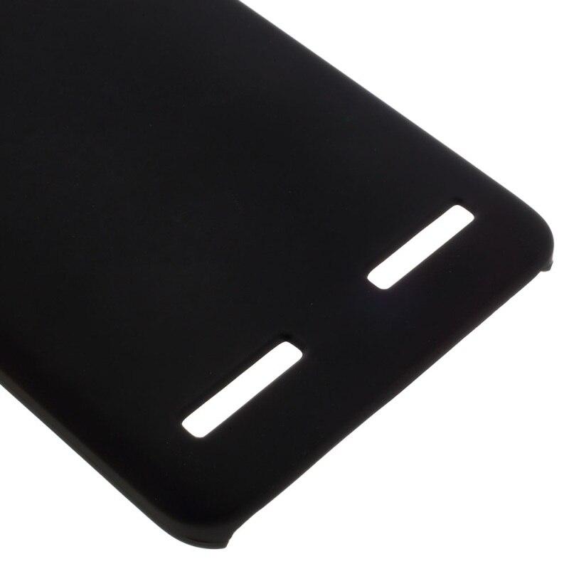 Para lenovo vibe k 5 dura cubierta de la bolsa bolso de los pp simple dura recub