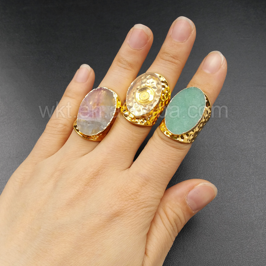 gold artisan at rings handmade ring chalcedony aqua com full buy online