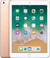 Apple iPad, 128 GB, 32 GB, 24,6 cm (9,7 inch), 2048x1536 pixels, 3g, 4G, iOS 11, Gold