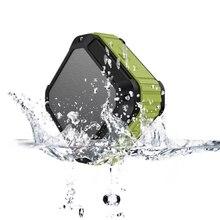 Lanvein V4.0 Bluetooth Динамик сабвуфер с CSR чип Мощный IP65 Водонепроницаемый мини Портативный Беспроводной Колонки Спорт на открытом воздухе