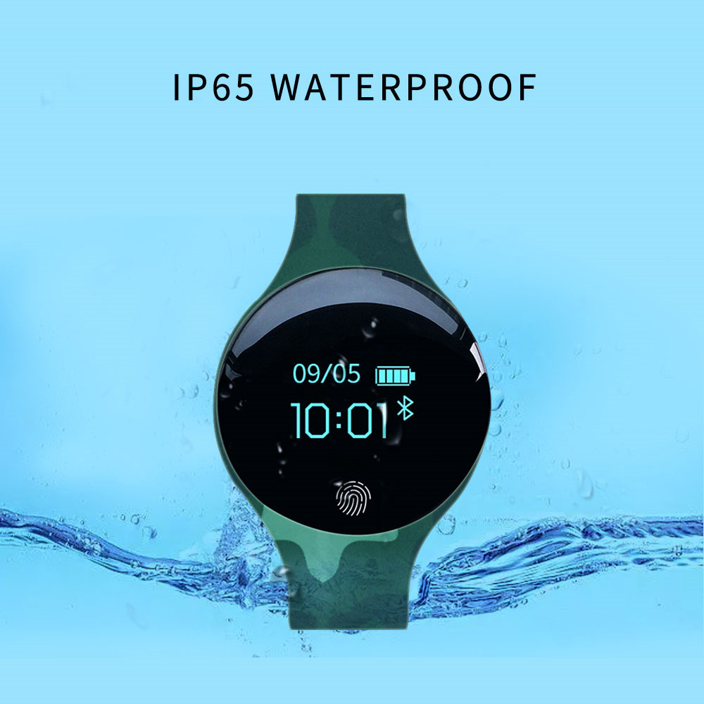 Watches Men's Watches Sanda Bluetooth Pedometer Sport Smart Watch Soft Silicon Smart Touch Remote Camera Watches For Ios Android Reminder Waterproof