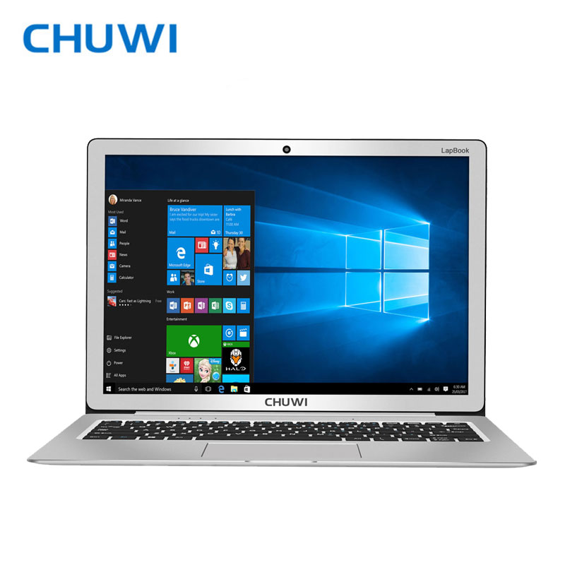 CHUWI LapBook 12.3 Inch Laptop Windows10 Intel Apollo Lake N3450 Quad Core 6GB RAM 64GB ROM 2K Screen M.2 SSD Ports Notebook