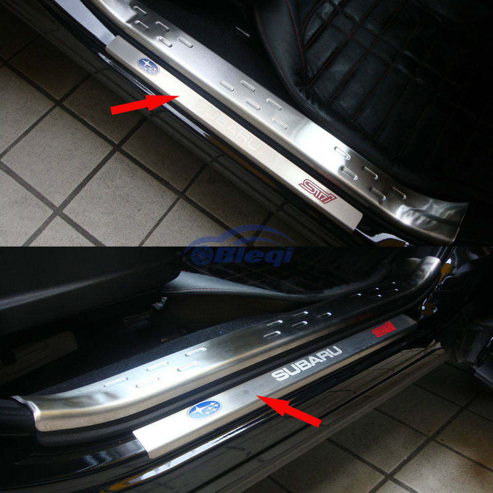 Car Door Sill