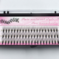 Professional Makeup 60 Pcs Clusters Eye Lashes Grafting Fake False Eyelashes Fast Shipping