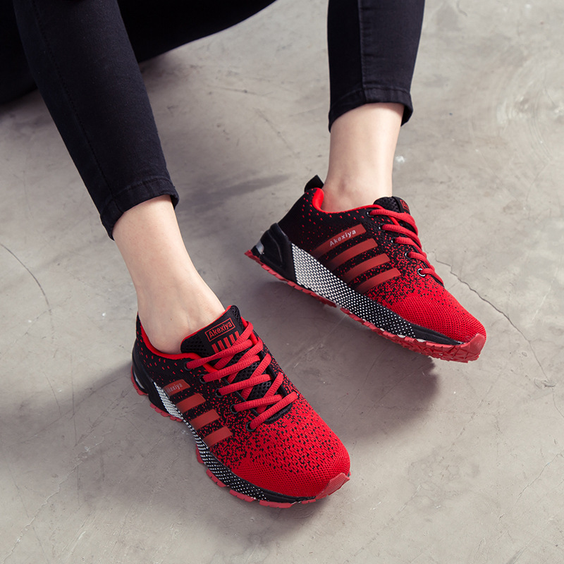 new running shoes outdoor woman camping sneakers men hunting trekking outventure non-slip sport Rubber Lace-Up runner