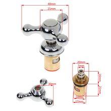 Смеситель для кухонной раковины, смеситель для воды, аксессуары, очиститель воды, клапан с сердечником, перекрестная ручка