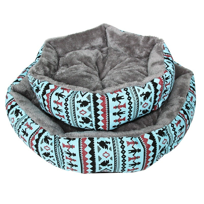 Soft Small Medium-Size Dog Bed Cat Bed Dog Cage Mat Dog House Pet Bed Pet Cat Puppy Blanket Hamster Rabbit Chihuahua Bed