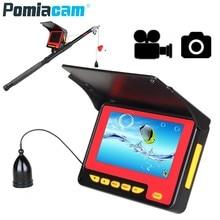 """SY720 20 м 30 М HD 1000TVL рыболокатор подводная камера для подледной рыбалки 4,"""" ЖК-монитор 10 шт. светодиодный камера ночного видения для рыбалки"""
