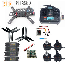 250 PRO Carbon Fiber Mini H FPV Quadcopter RTF Kit with Radiolink T6EHP-E TX&RX NO Battery Charger F11858-A