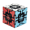 Fangcun Rapid 3x3x3 Mixup Gear Cube 3D Puzzle Cubes Educational Toy Special Toys For Children Drop Shipping
