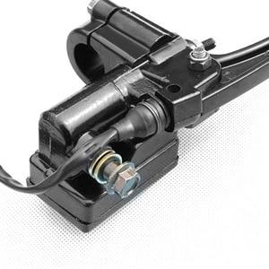"""Image 4 - 1 Pcs 유니버설 10mm 블랙 7/8 """"22mm 오토바이 프론트 브레이크 클러치 마스터 실린더 야마하 XT600 XT550 XT350 TT250 XT225"""