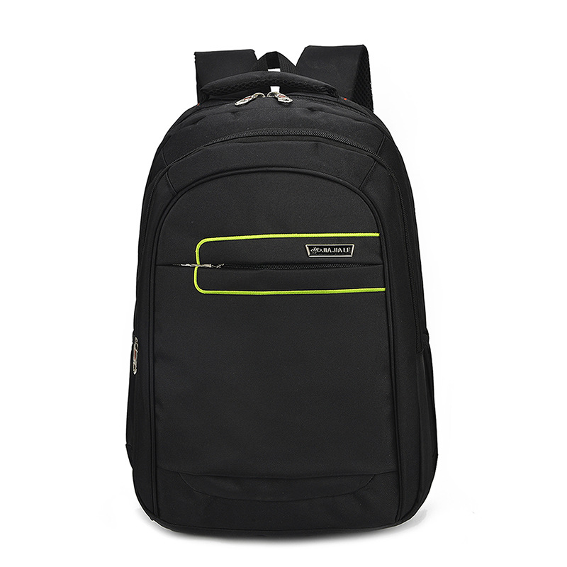 2018large Capacity 15.6 Inch Business Computer Bag Junior High School Student Backpac