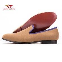 Новый Пять цветов мужские специальный конопли мужской обуви плюс Размеры Slip-On Мокасины модная мужская обувь на плоской подошве Размеры 6-15 Бесплатная доставка