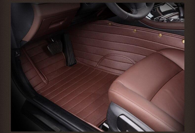 Myfmat Car Floor Mats Rugs For HONDA Fit Odyssey CR V ACCORD CIVIC Stream  CITY Patrol 350Z Civilian Fuga Murano Quest Jazz FIT
