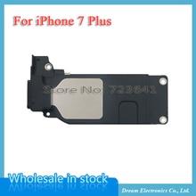 5 pcs/lot Haut-Parleur Pour iPhone 7 plus 5.5 pouce Haut-Parleur Vibreur de Sonnerie Flex câble Ruban Pièces De Rechange Livraison Gratuite