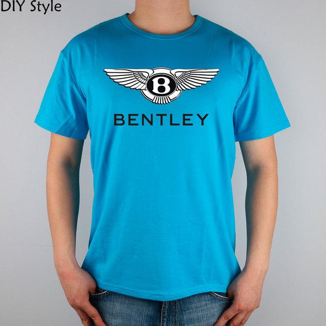 Bentley Logo T-Shirt For Men